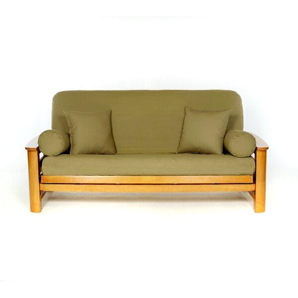 Review Box Cushion Futon Slipcover