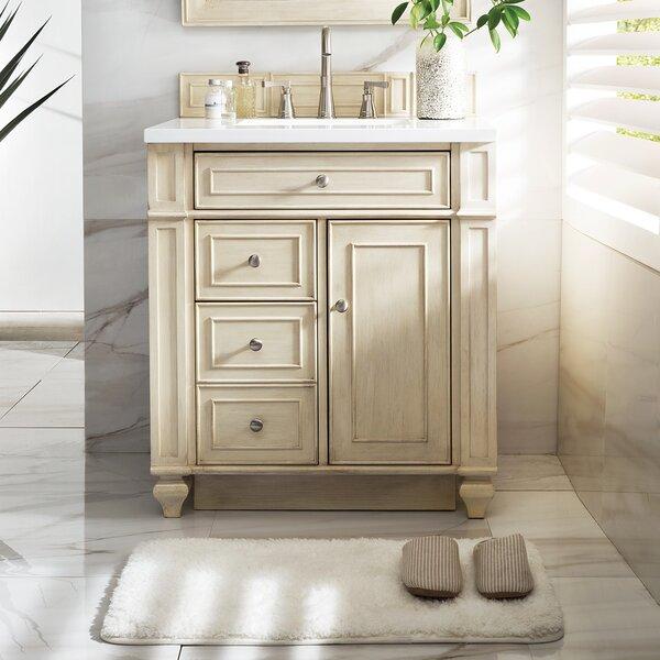 Lambrecht 30 Single Bathroom Vanity Set by Alcott