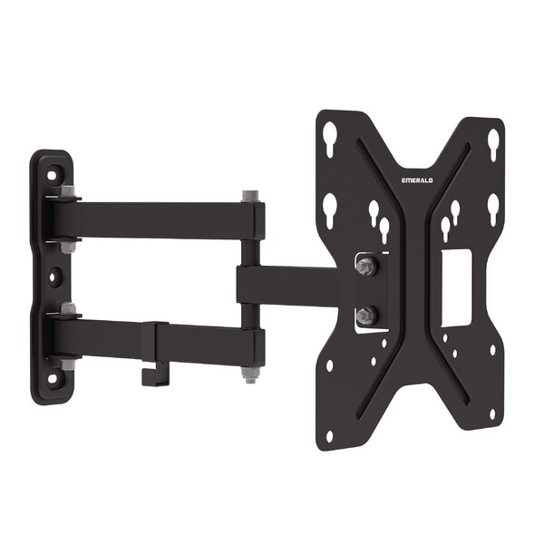 Full Motion TV Wall Mount for 23-42 Screen by Emerald