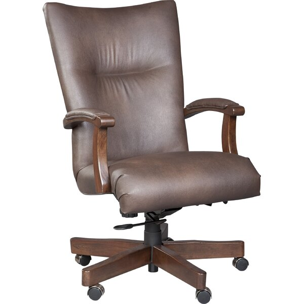 Eaton Executive Chair by Fairfield Chair