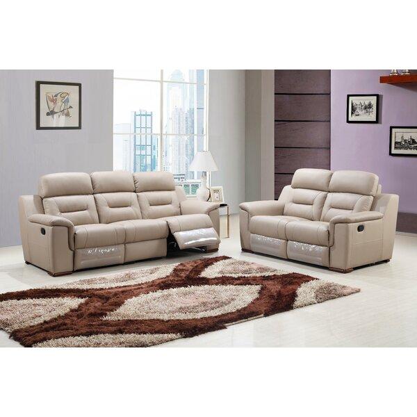 Annahi Reclining 2 Piece Living Room Set By Latitude Run