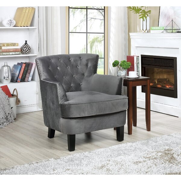 Harley Accent Armchair by Charlton Home