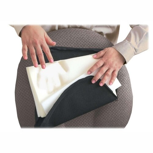 Lumbar Support Cushion with Elastic Strap by Master Caster Company