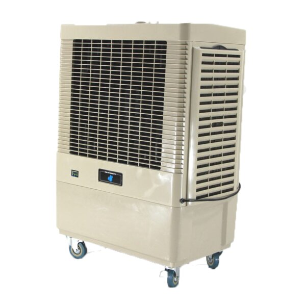 4500 CFM Mobile Evaporative Cooler by KOOLKUBE