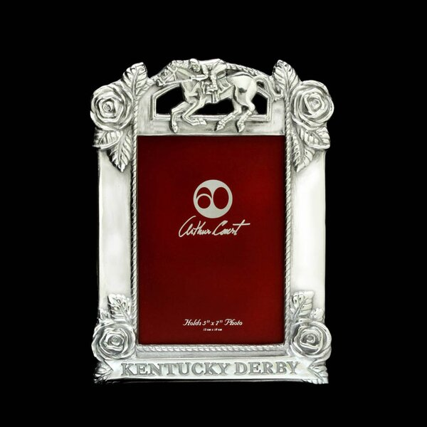 Kentucky Derby Picture Frame by Arthur Court Designs