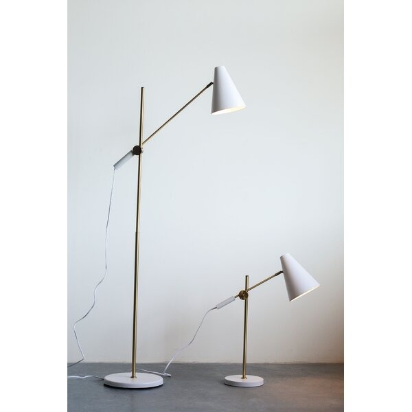 Flinchum Metal 21 Desk Lamp by Wrought Studio