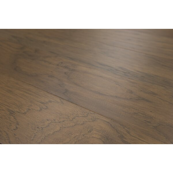 Paris 5 Engineered Hickory Hardwood Flooring in Caraway by Branton Flooring Collection