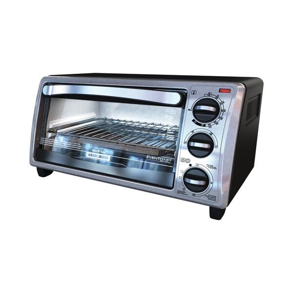 Toaster Oven with Bake Pan by Black + Decker