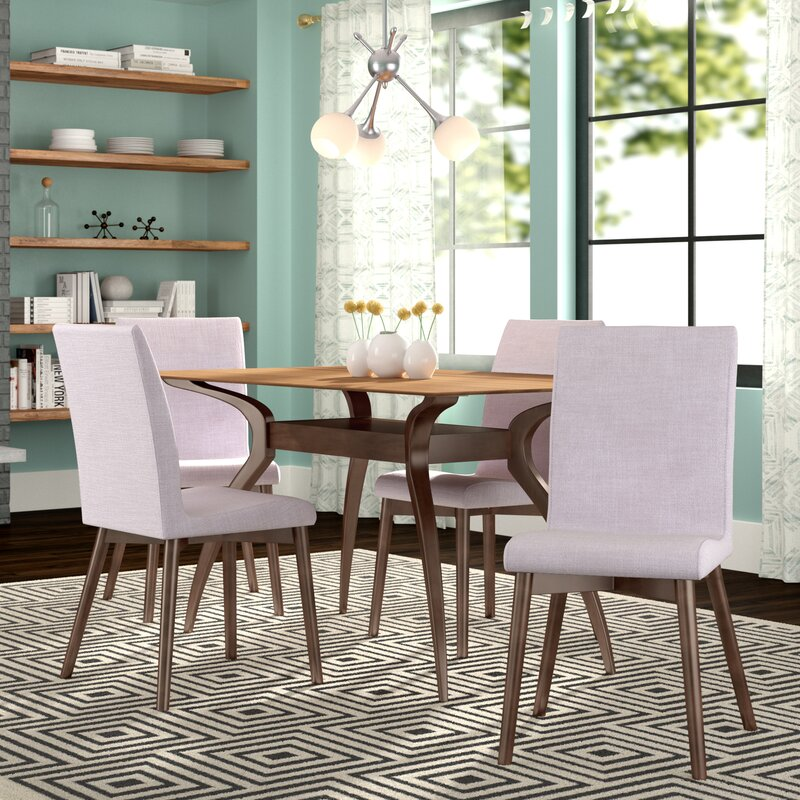 Completely new Dougal 5 Piece Dining Set & Reviews | AllModern MA98