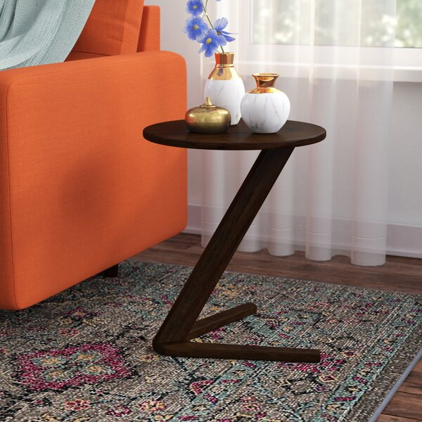 Bromley Pedestal End Table By Langley Street™