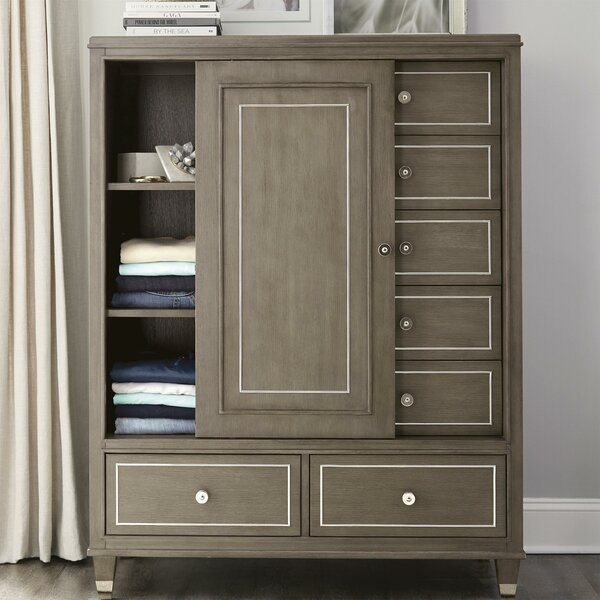 Stallings 7 Drawer Gentleman's chest by Everly Quinn
