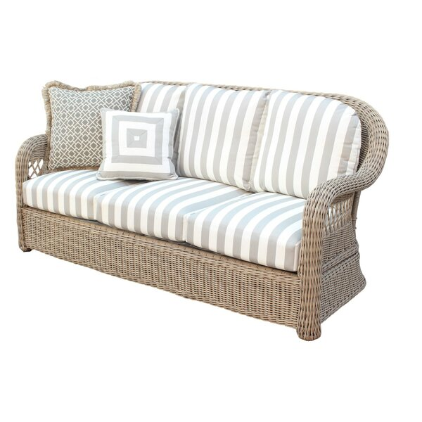 Britt Sofa with Cushion by Ophelia & Co.