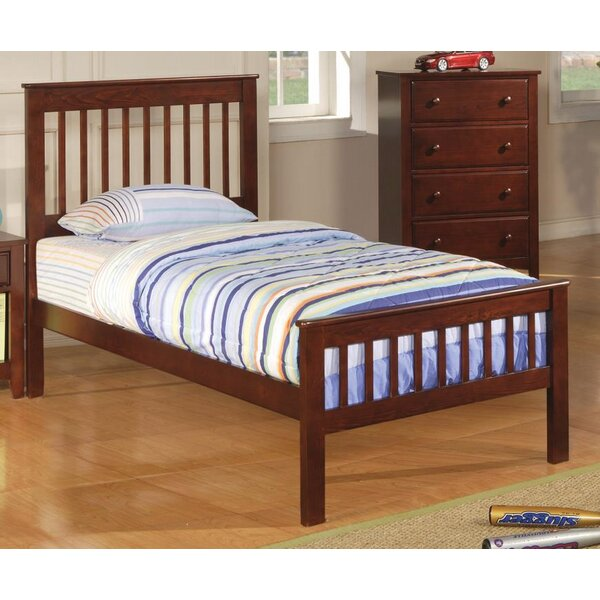 Sevier Twin Panel Bed by Harriet Bee