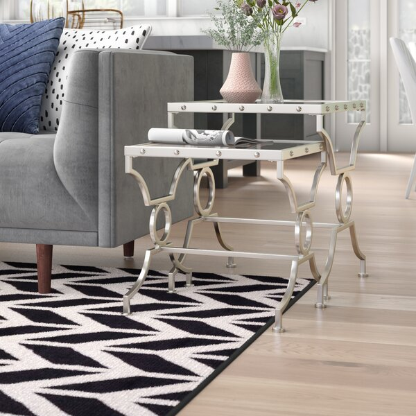 Mairead 2 Piece Nesting Tables By Willa Arlo Interiors