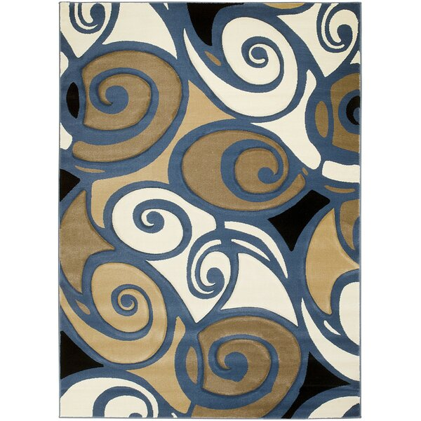Blue Area Rug by Brady Home
