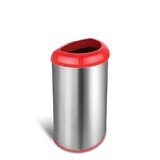Red Kitchen Trash Cans You\'ll Love in 2019 | Wayfair