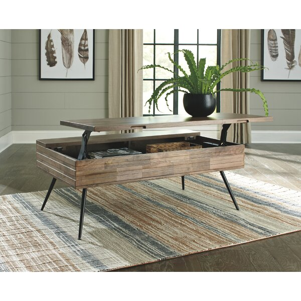Leyva Coffee Table by Wrought Studio