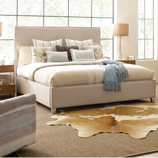 Hygge Upholstered Panel Bed By Rachael Ray Home