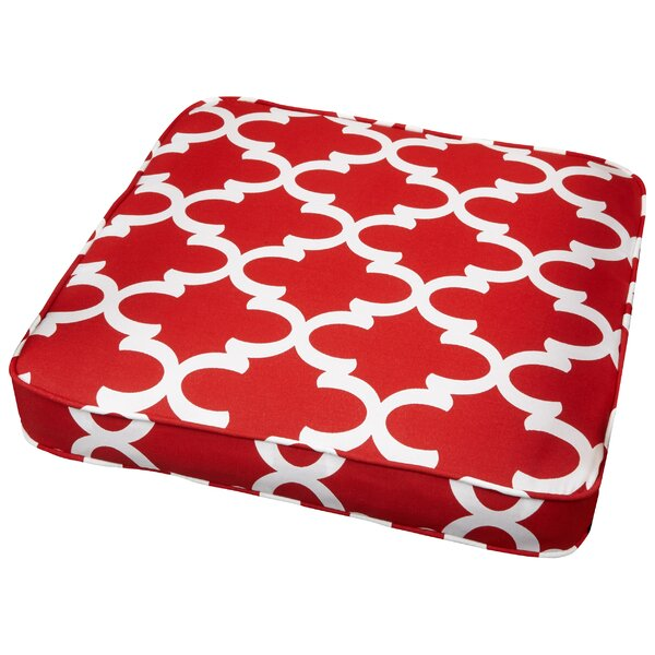 Stylish Indoor/Outdoor Dining Chair Cushion