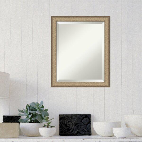 Rioux Elegant Beveled Wall Mirror