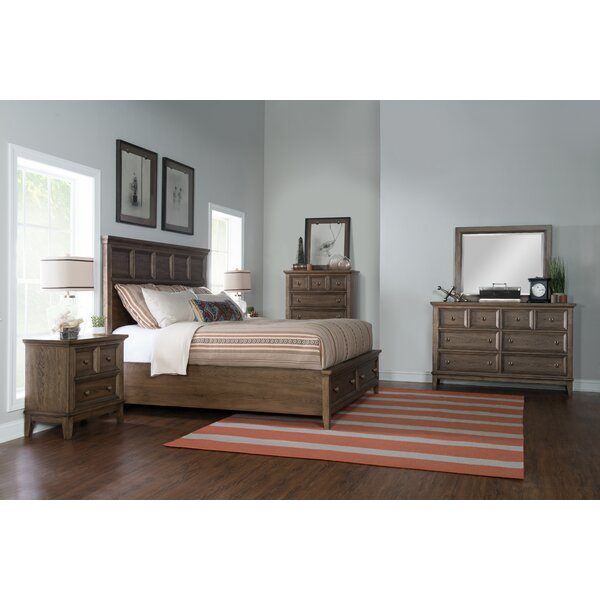 Storage Standard Configurable Bedroom Set by Charlton Home