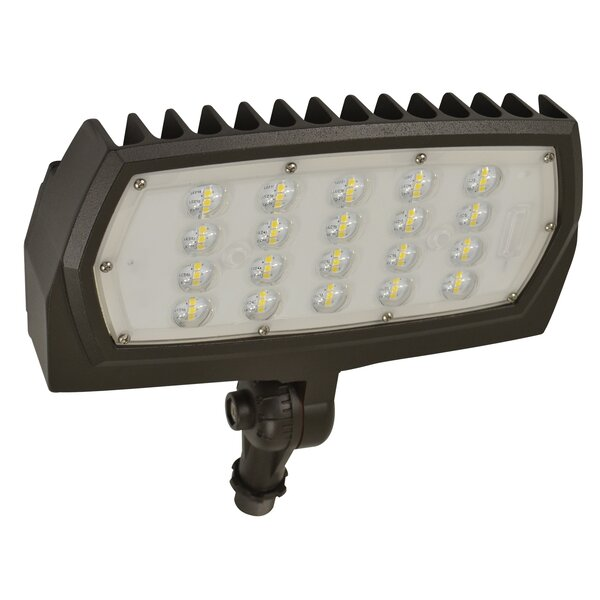 1 Light LED Flood Light by Nuvo Lighting