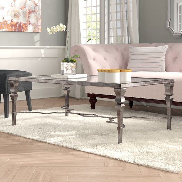Robidoux Coffee Table by Feminine French Country Feminine French Country