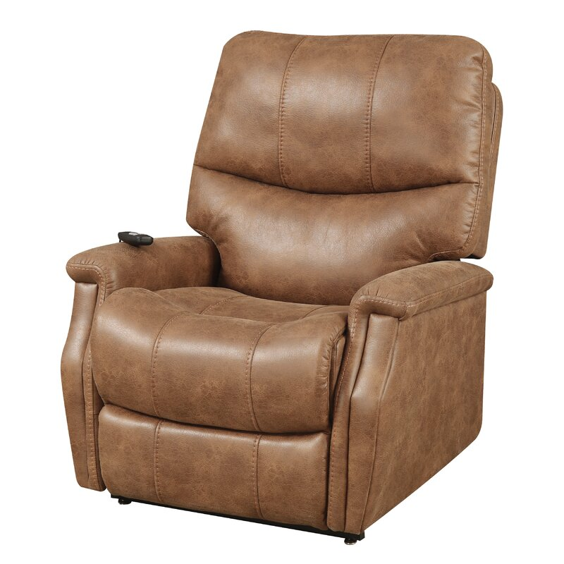 Red Barrel Studio Flanigan Power Lift Assist Recliner & Reviews ...