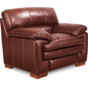 Dexter Club Armchair. Chocolate. Chocolate. Red