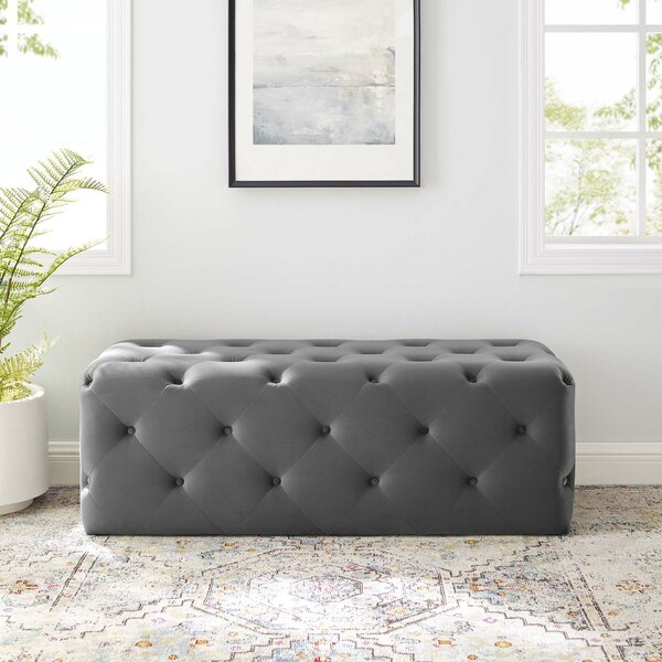 Kimberley Upholstered Bench By Willa Arlo Interiors