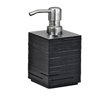 Quadrotto Soap Dispenser by Gedy by Nameeks