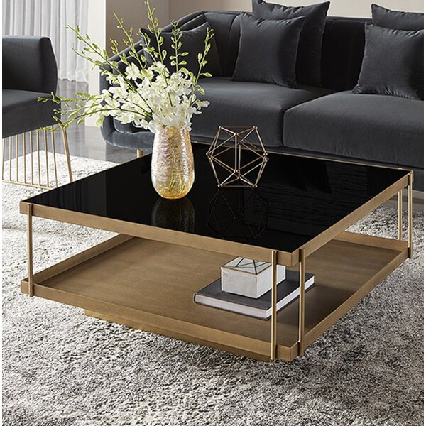 Leavenworth Coffee Table By Everly Quinn