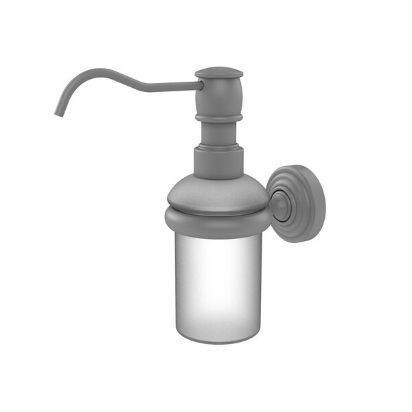 Waverly Place Wall Mounted Soap Dispenser by Allied Brass