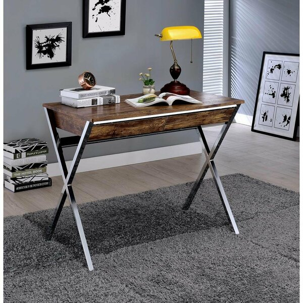 Mcmunn Modern Home Office Writing Desk