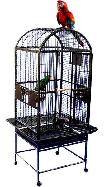 Beatrix Medium Dome Top Bird Cage by Tucker Murphy Pet