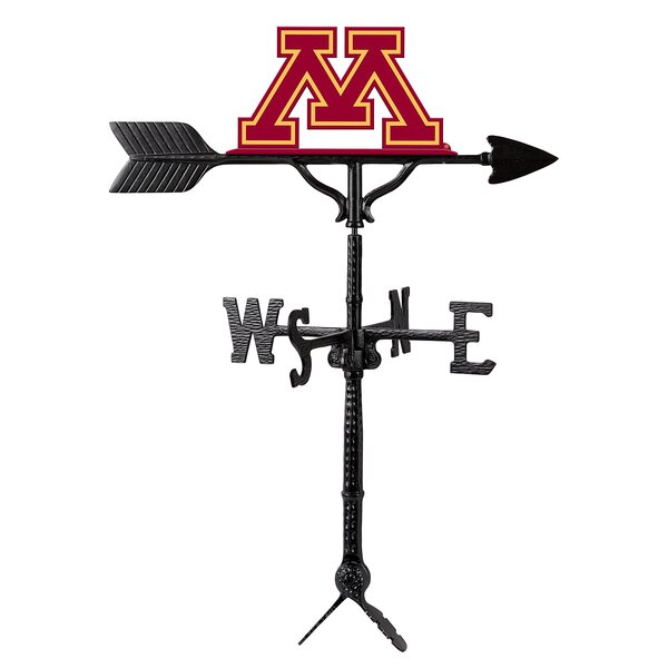 University of Minnesota Logo Weathervane by Montague Metal Products Inc.
