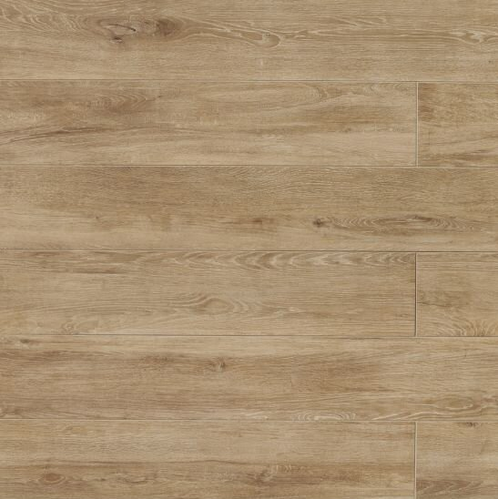 Othello 7.75 x 47.13 Porcelain Wood Field Tile in Cinnamon by Bedrosians