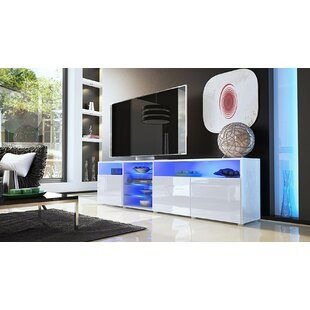 Prieto Roma TV Stand for TVs up to 88