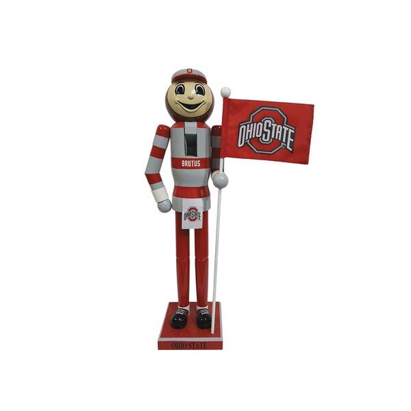 NCAA Alabama Mascot Nutcracker Figurine by Santa's Workshop
