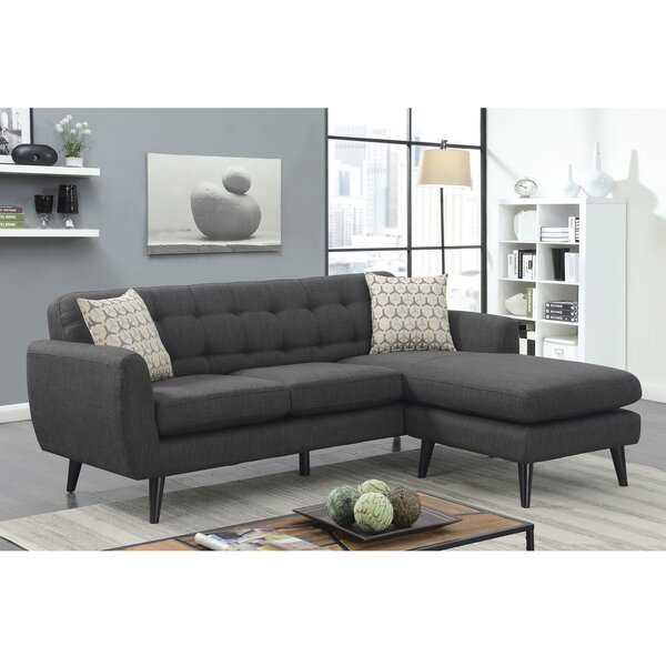 Blassingame Reversible Sectional by George Oliver