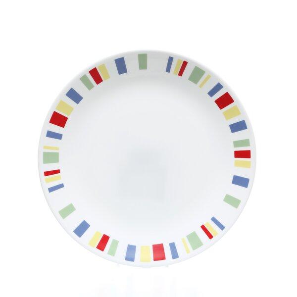 Livingware Memphis 10.25 Dinner Plate (Set of 6) by Corelle