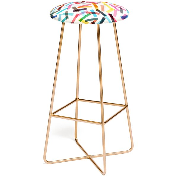 Fiesta 2 30 Bar Stool by East Urban Home