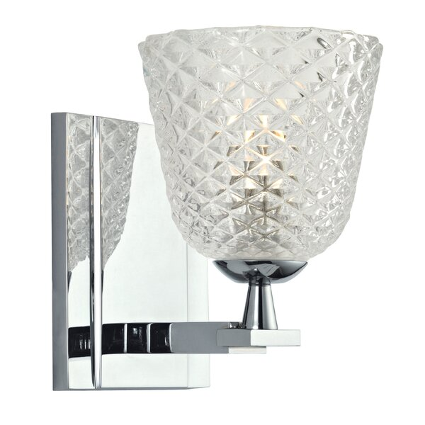 Grafton 1-Light Bath Sconce by Hudson Valley Lighting