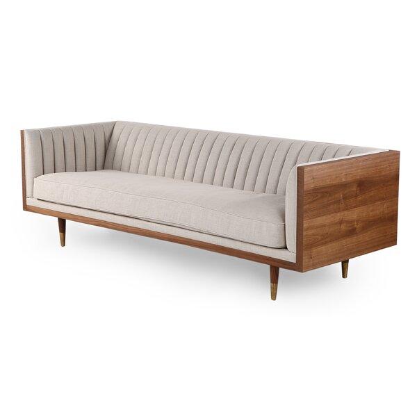 Adley Mid-Century Sofa By Brayden Studio
