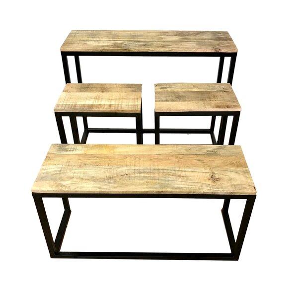 Price Sale Simonsen 4 Piece Console Table Set