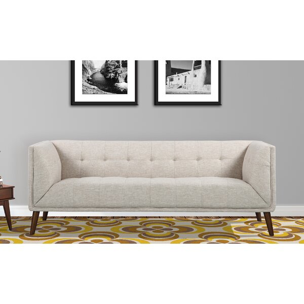 Valuable Brands Matthew Mid-Century Sofa by Langley Street by Langley Street