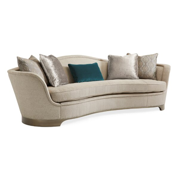 A Flair to Remember Sofa by Caracole Classic