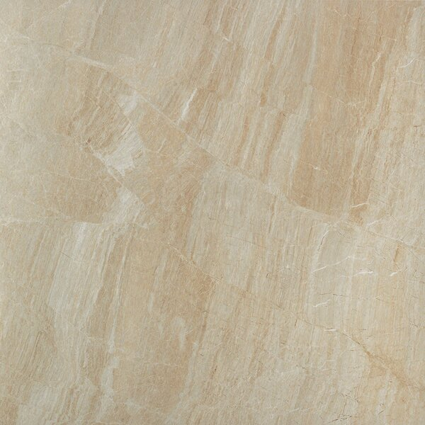 Anthology 16.75 x 16.75 Porcelain Field Tile in Beige by Samson
