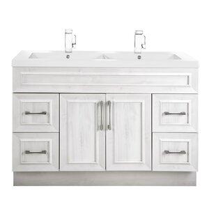 48 in double sink vanity. Save To Idea Board 48 Inch Bathroom Vanities You Ll Love  Wayfair