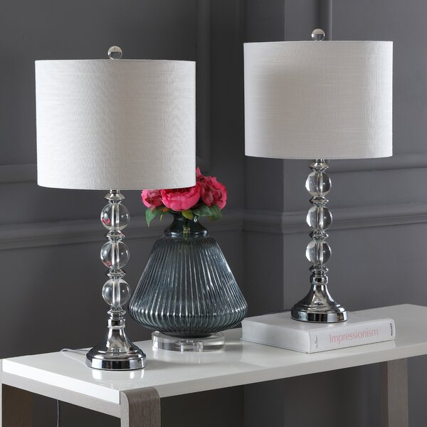 Anselmo 26 Table Lamp (Set of 2) by House of Hampton